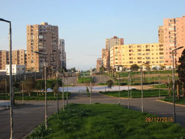 Jardin boulevard mill nium akid lotfi for Boulevard jardin botanique