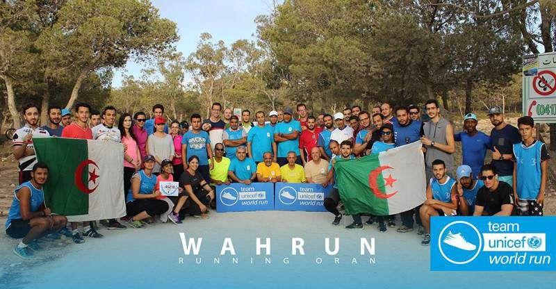 WahRun - Running Oran